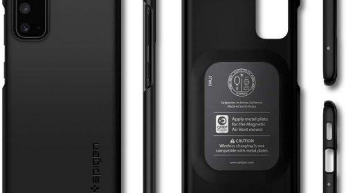 Spigen Thin Fit Samsung Galaxy S20 Case