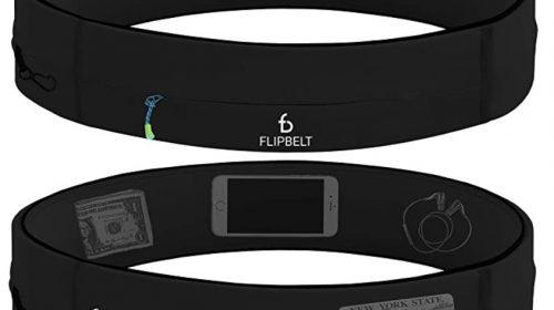 FlipBelt Zipper Running & Workout Belt