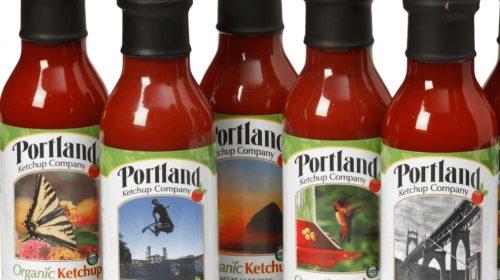 Portland Ketchup Company Organic Ketchup